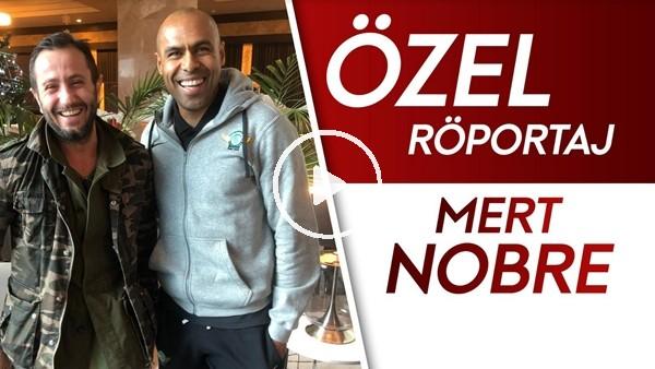 'Mert Nobre | Özel Röportaj | FutbolArena Antalya Kampında