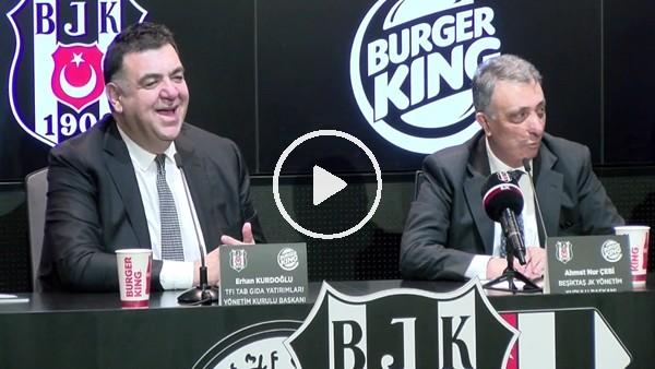 'Ahmet Nur Çebi, sponsorluk anlaşmasında güldürdü