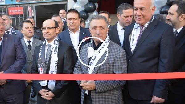'Ahmet Nur Çebi, Aydın'da Beşiktaşlılar Derneği açılış törenine katıldı