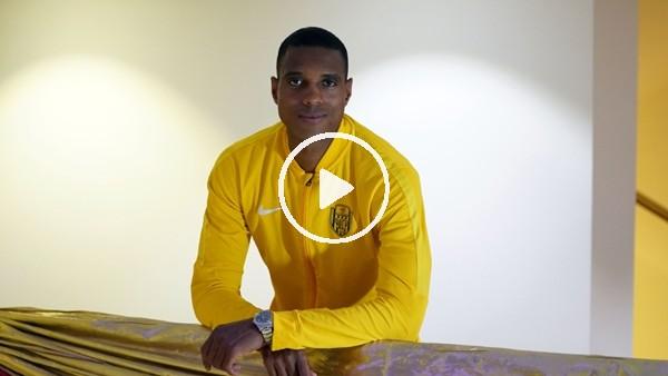 'Ricardo Faty'den Ankaragücü taraftarına Türkçe mesaj
