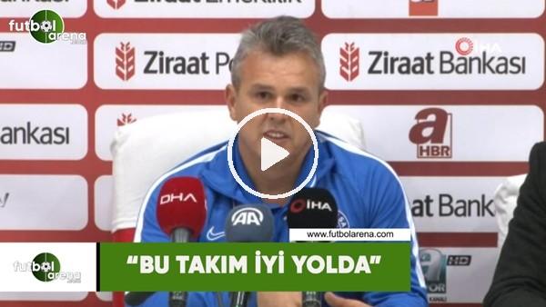 """'Kasımpaşa Teknik Sorumlusu Erkan Çoker: """"Bu takım iyi yolda"""""""