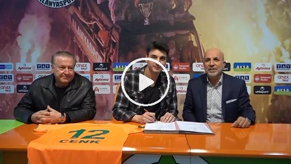 'Aytemiz Alanyaspor, Cenk Gönen ile sözleşme imzaladı