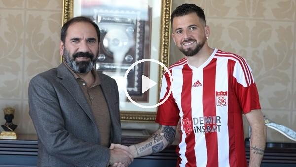'Claudemir, Sivasspor'a imzayı attı