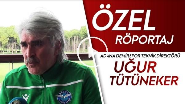 'Adana Demirspor'da Transfer Ve Kamp Çalışmaları | Uğur Tütüneker | Özel Röportaj