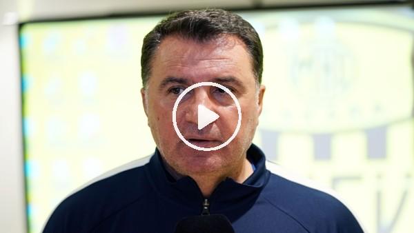 'Mustafa Kaplan'dan transfer açıklaması