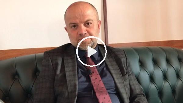 """'Hasan Yazvız Bakır: """"Hakem neden VAR'a gitmeden golü iptal etti?"""""""