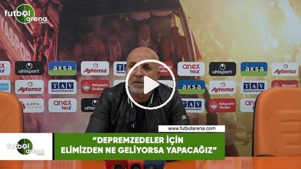 """Hasan Çavuşoğlu: """"Depremzedeler için elimizden ne geliyorsa yapacağız"""""""