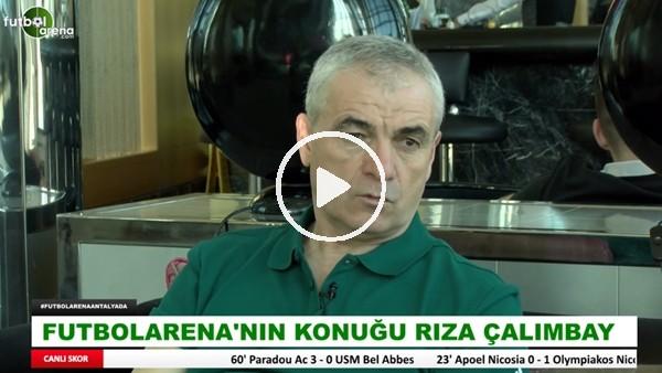 """Rıza Çalımbay: """"Mert Hakan ve Emre sezonu Sivas'ta tamamlayacak"""""""