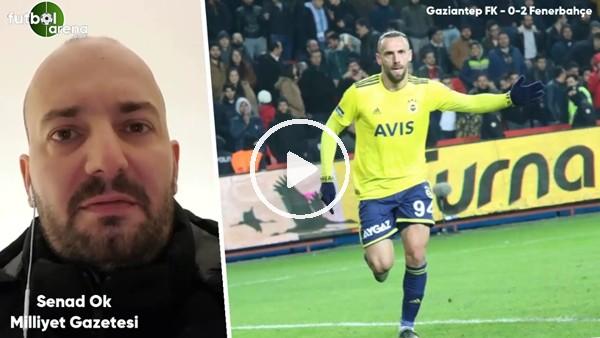 'Gazintep FK - Fenerbahçe maçından notlar