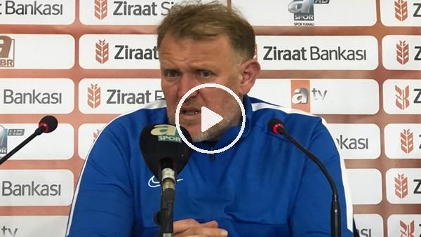 """Prosinecki: """"Ligde kalmak için gereken savaşı beraber göstereceğiz"""""""
