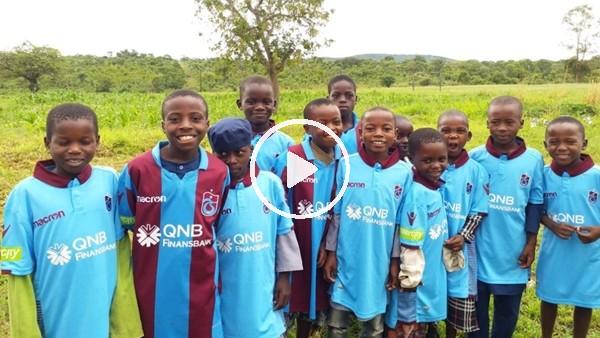 'Trabzonspor aşkı Zimbabwe'de