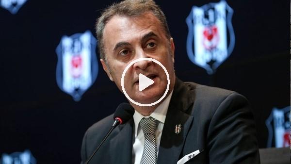 """'Fikret Orman: """"Beşiktaş'ın kadrosu iyi"""""""