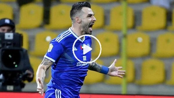 Negredo 6. saniyede gol attı, Arap spiker kendinden geçti..