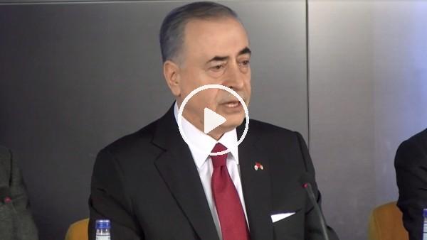 """'Mustafa Cengiz, basın toplantısında """"Fatih Terim"""" ismini hiç kullanmadı"""