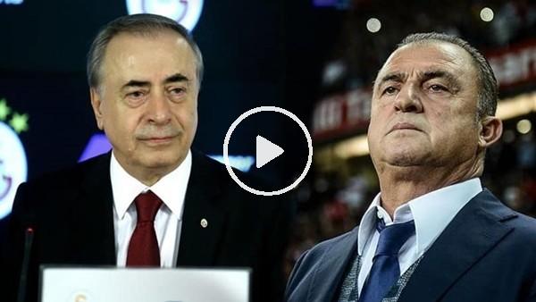 'Mustafa Cengiz, Fatih Terim'in bu sözlerine yanıt verdi
