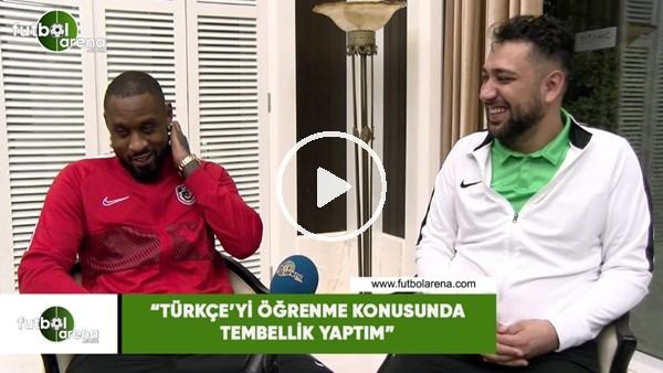 """'Kana Bıyık: """"Türkçe'yi öğrenme konusunda tembellik yaptım"""""""
