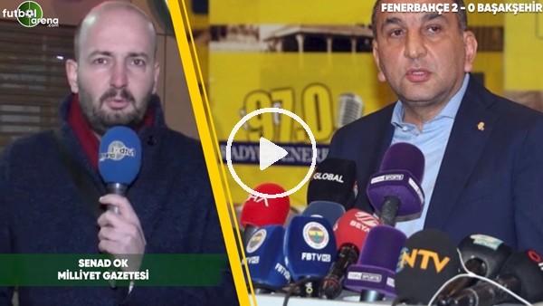 'Fenerbahçe 2-0 Başakşehir #KareAs