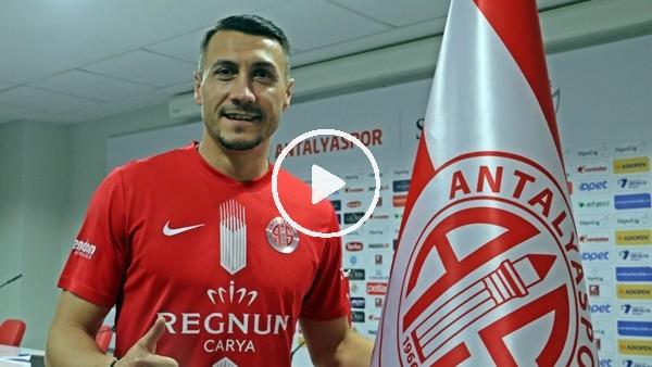 Adis Jahovic, Antalyaspor'a imzayı attı