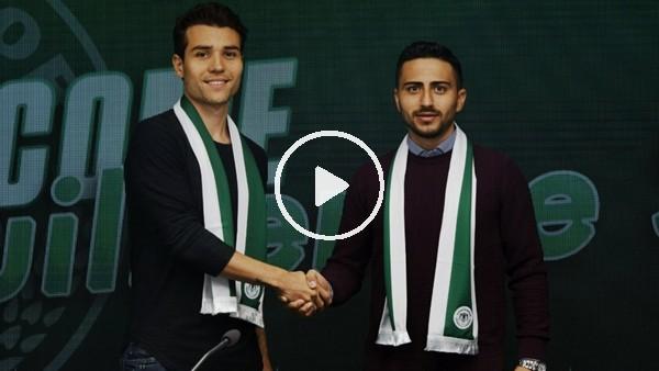 'Konyaspor, Guilherme Sitya'yı kadrosuna kattı