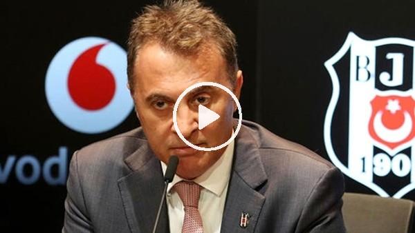 """'Fikret Orman: """"Beşiktaş'ta kimsenin işine karışmadım, herkes profesyoneldi"""""""