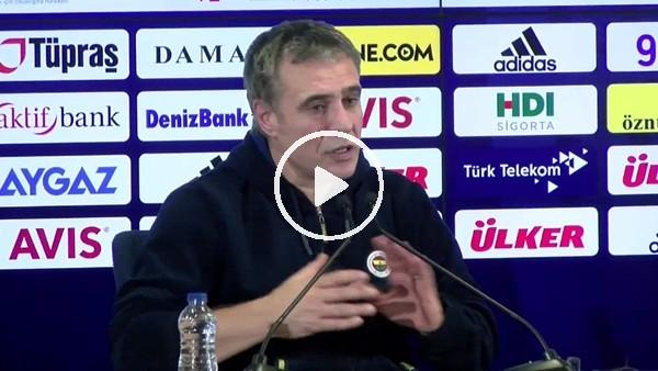 """'Ersun Yanal: """"İlk yarıda Başakşehir bizden sonra hiç yenilmemişti ve yine biz yendik"""""""
