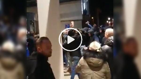 'PSV taraftarı tepkili!