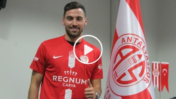 'Sinan Gümüş, Antalyaspor'da!