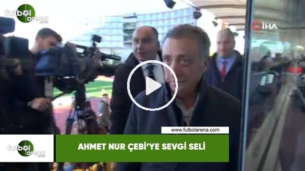 'Ahmet Nur Çebi'ye sevgi seli