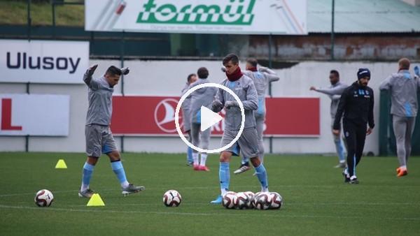'Trabzonspor'da Denizlispor maçı hazırlıkları