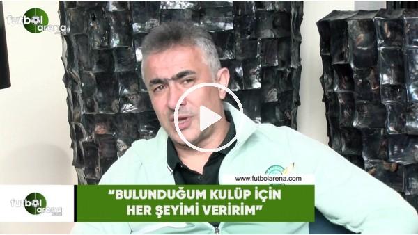 """'Mehmet Altıparmak: """"Bulunduğum kulüp için her şeyimi veririm"""""""