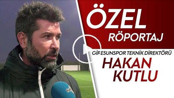'Giresunspor'da Transfer Çalışmaları Ne Durumda? Hakan Kutlu | Özel Röportaj