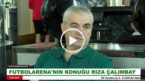 """Rıza Çalımbay: """"Beşiktaş maçı zor geçecek, her şey olabilir"""""""