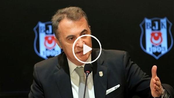 """'Fikret Orman: """"Beşiktaş, Türkiye Kupası'nı çok önemsemez"""""""