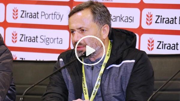 """'Hakan Çalışkan: """"Sivasspor galibiyeti bize moral oldu"""""""