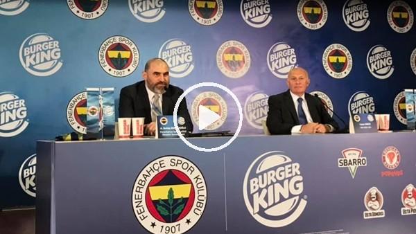 'Fenerbahçe'ye yeni sponsor