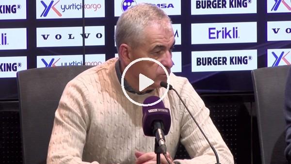 """Samet Aybaba'nın """"Ben Beşiktaş Sportif Direktörü, Rıza Çalımbay Teknik Direktörü olsun"""" sözlerine destek: Takii ki isterim"""