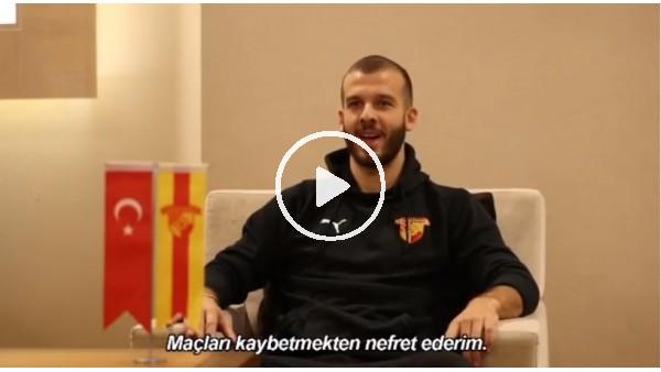 'Zlatko Tripic, Göztepe taraftarının önünde oynamak için sabırsızlanıyor!