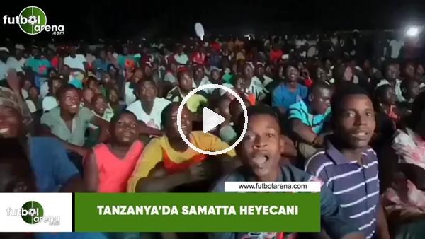 Tanzanya'da Samatta heyecanı
