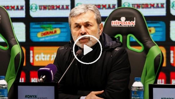 "'Aykut Kocaman: ""Hakemin vücut dili maçtan önce Galatasaray lehineydi"""