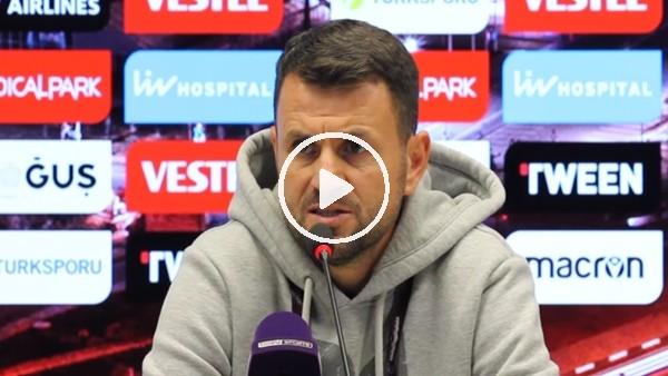 """'Hüseyin Çimşir: """"4 dakikada 3 gol mü attık? Güzel! Arkadaşları kutluyıorum"""""""