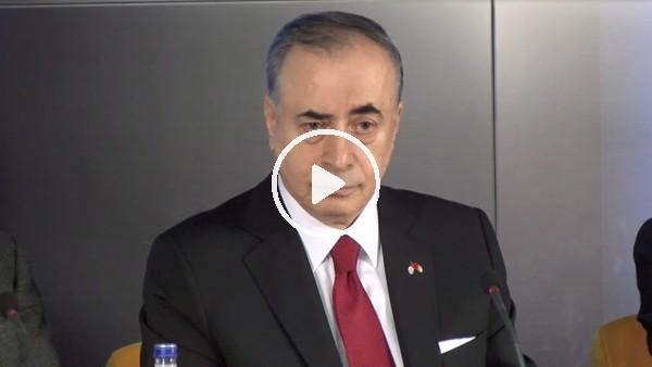 """'Mustafa Cengiz: """"Arda Turan'ın Galatasaray'a yararlı olacağını düşünmüyoruz"""""""