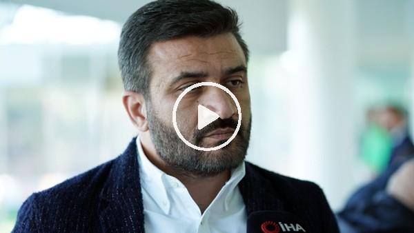 """'Ankaragücü Başkanı Fatih Mert: """"Transfer yasağını kaldırmak kolay değil"""""""
