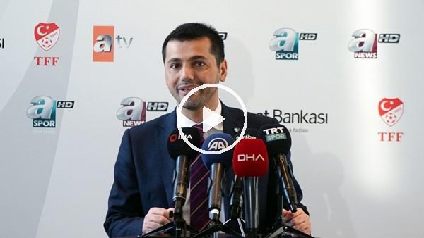 """'Hüseyin Üneş: """"Türkiye Kupası'nda yarı finale kalmak istiyoruz"""""""