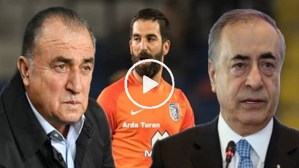 'Galatasaray & Arda Turan | Transfer gündeminde ilk günden bu yana yaşananlar