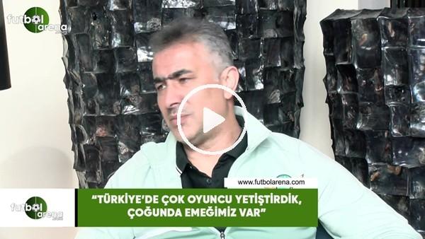 """'Mehmet Altıparmak: """"Türkiye'de çok oyuncu yetiştirdik, çoğunda emeğimiz var"""""""