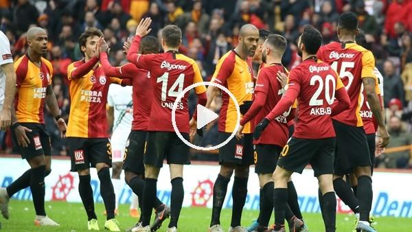 'Galatasaray - Denizlispor maçında kim, nasıl oynadı?