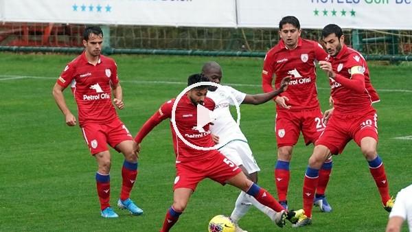 'Konyaspor, Altınordu'yu 2-1 yendi