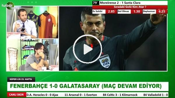 'Fenerbahçe - Galatasaray derbisindeki penaltı kararı doğru mu?
