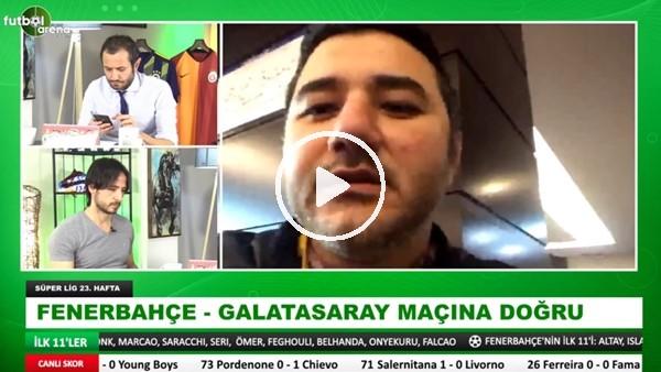 Ali Naci Küçük,Fatih Terim'in Belhanda tercihini yorumladı