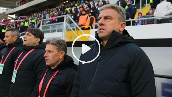 'Hamza Hamzaoğlu, Trabzonspor maçı hakemine isyan etti